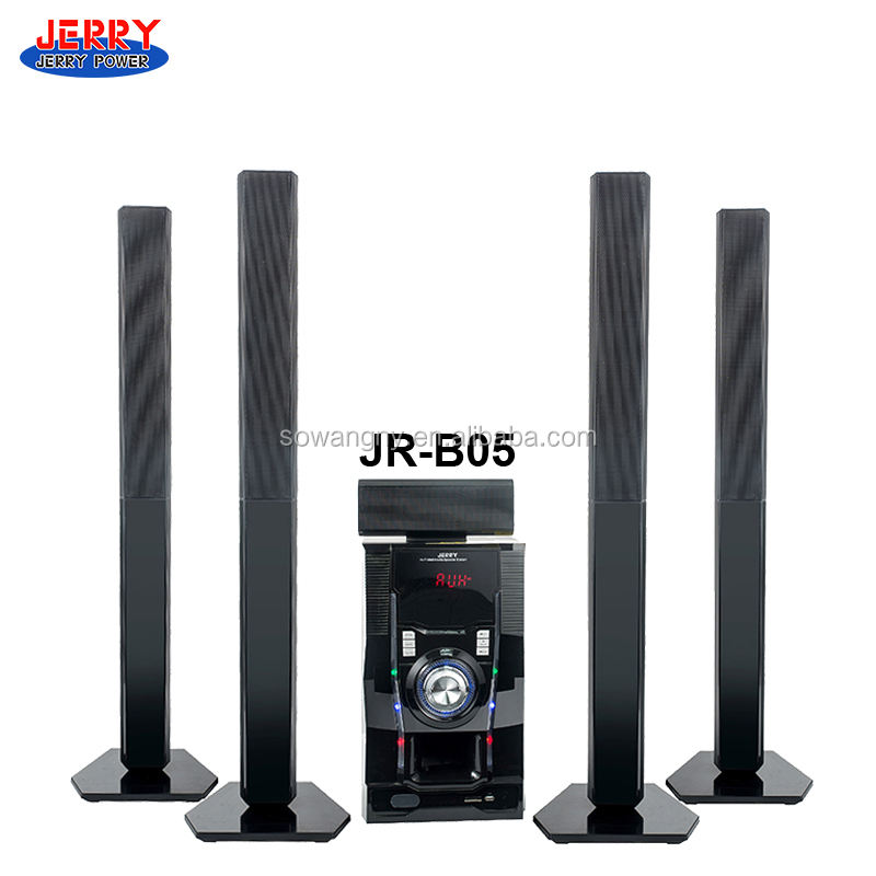 2019 JERRY New Design Wholesale 3.1 5.1 7.1ch Home Theater Sound Music System With BT Function Karaoke Player