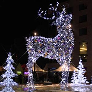 Reindeer Outdoor Christmas Decoration