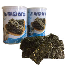 Wholesale delicious crispy roasted seaweed snack