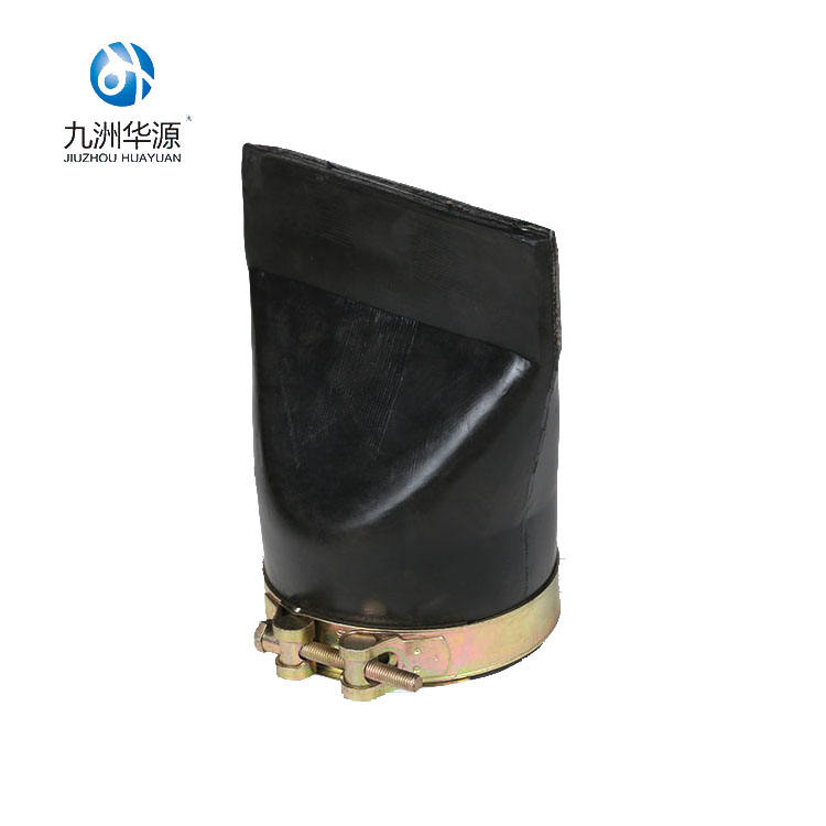 China DN50-DN3000 Automatic backflow preventer tideflex EPDM rubber duckbill check valve price