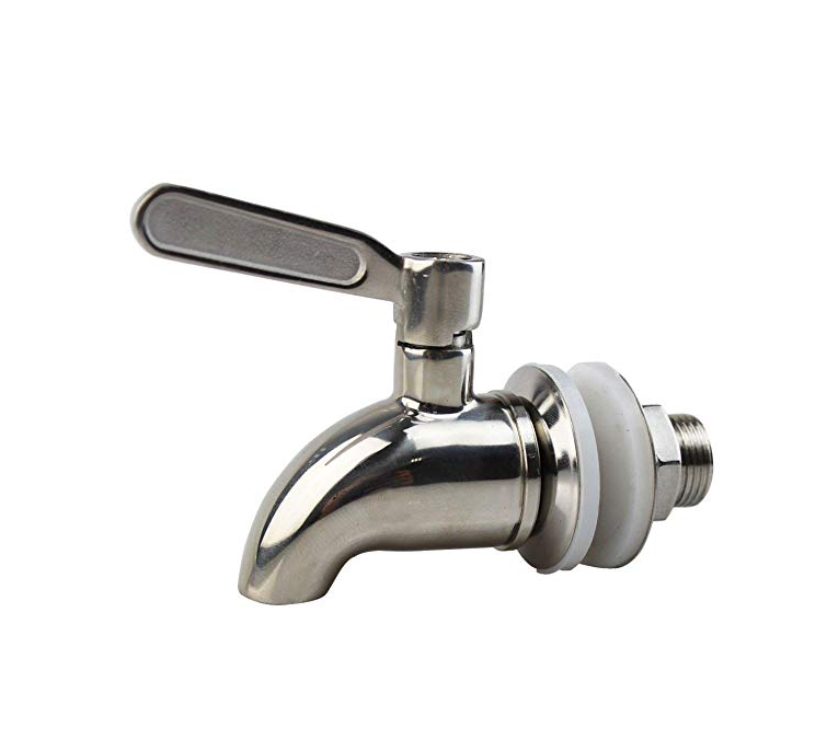 Fast selling product Stainless Steel Spigot fits Berkey and Gravity Filter systems Beverage Dispensers hand wash basin faucet