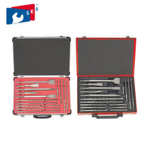 Professional 40# Carbon Steel Material SDS Drill Bit and Chisel Set