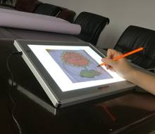 a4 lighting led drawing board for tracing