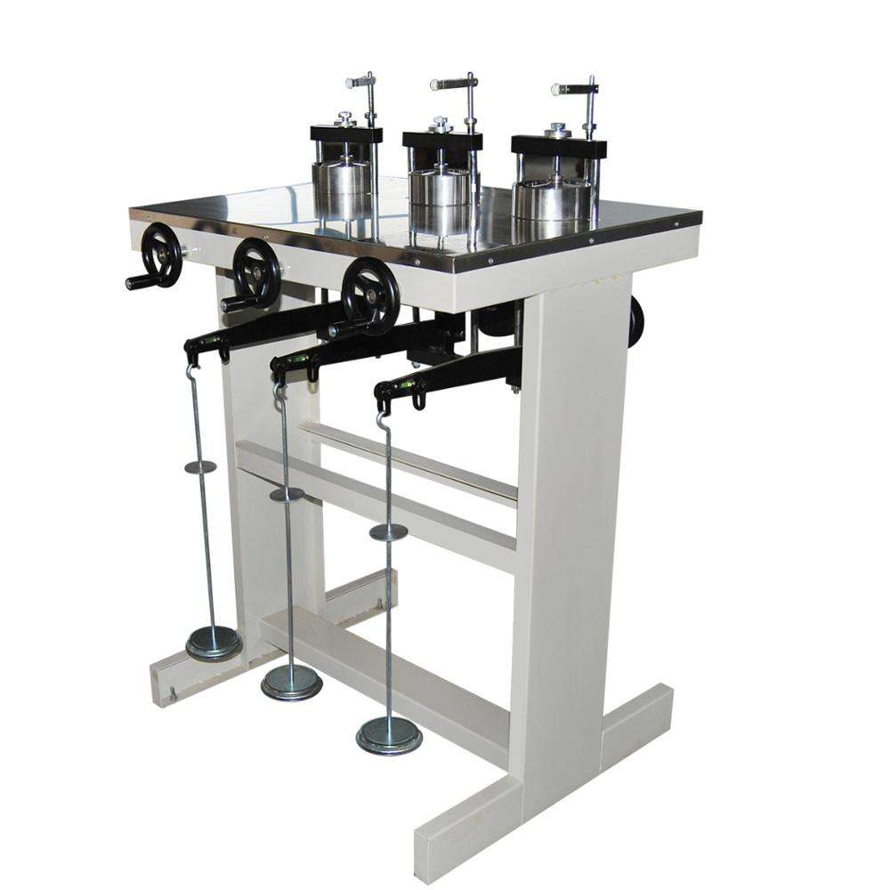 ASTM D2435 soil consolidation test machine low pressure