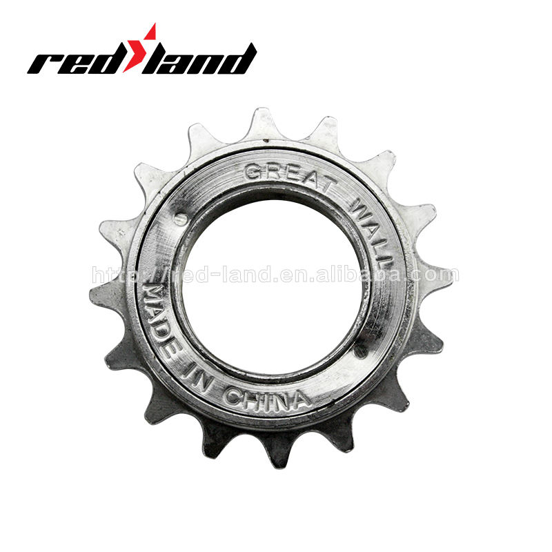 Hot sell bicycle parts CP single speed 16T teeth freewheel sprocket