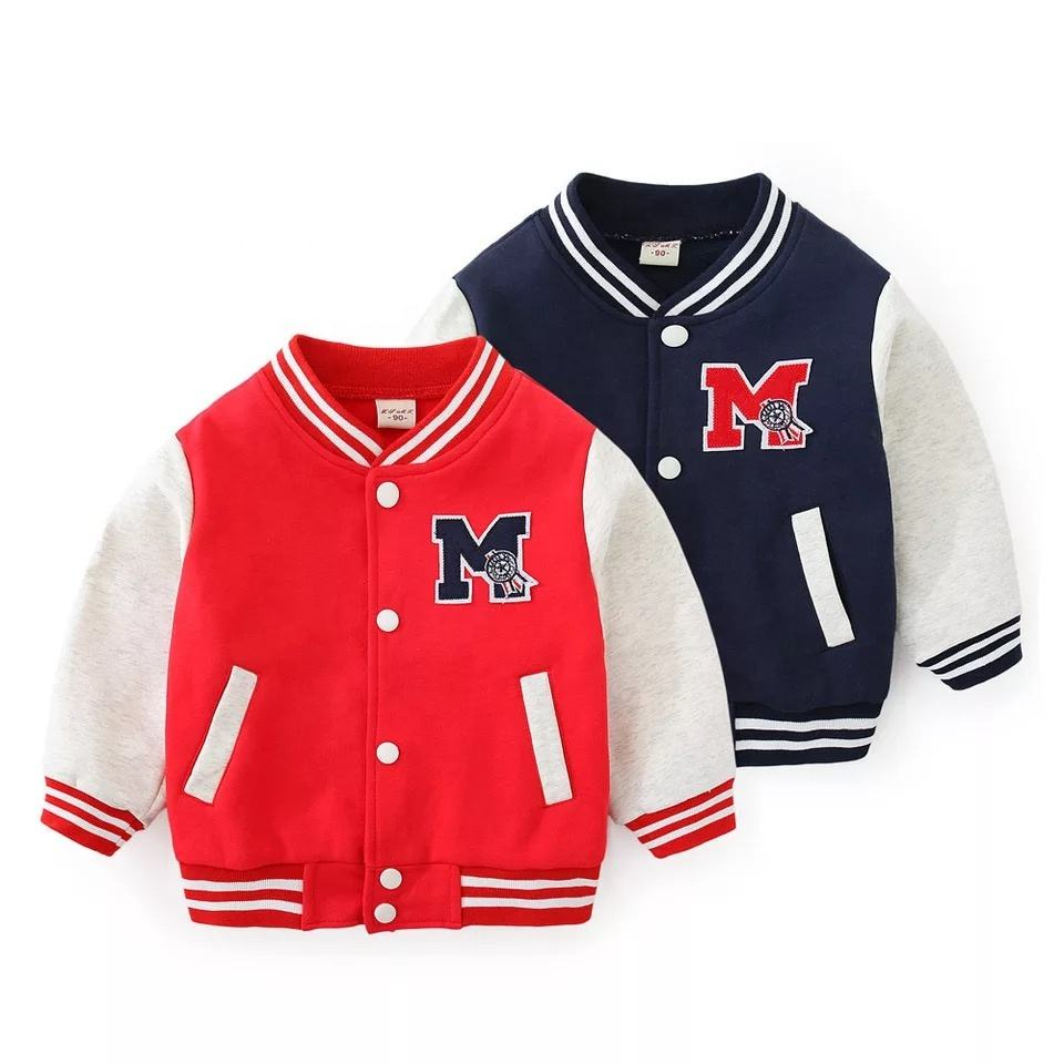 Custom Factory Supplier Cotton Colorful Hoodies With Pocket Kids Boy Simple Sports Jacket