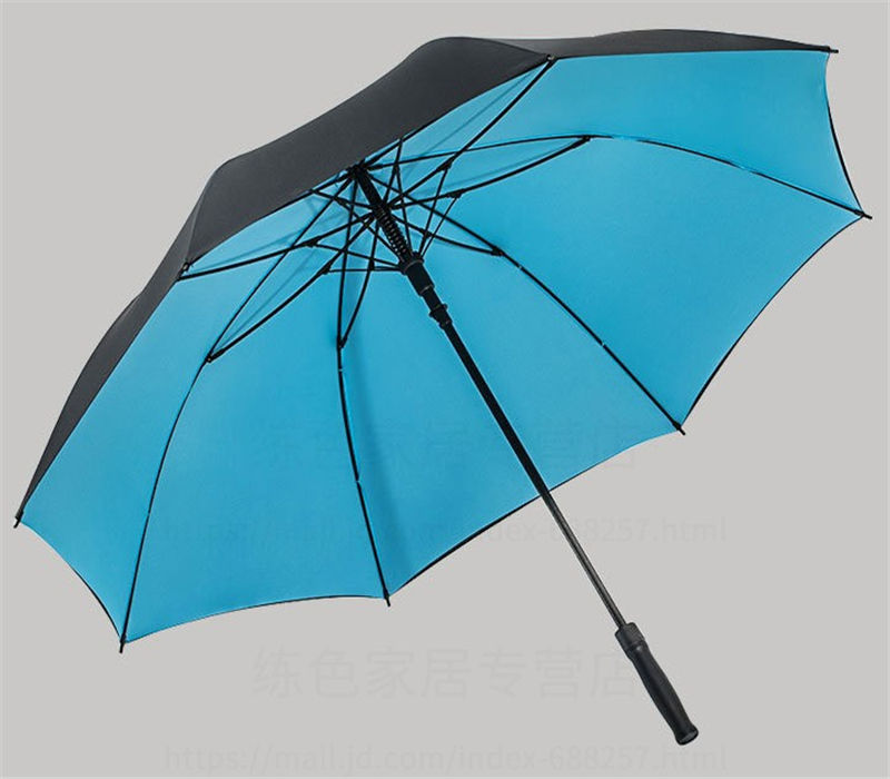 27/30inch 8K double 2 layer golf umbrella double canopy