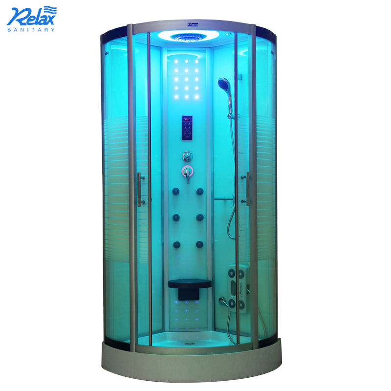 Relax best seller glass cabin shower