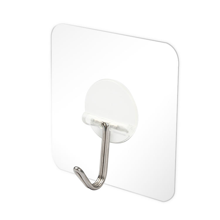 304 stainless steel wall mounted adhesive hook for bathroom Magic Hanger