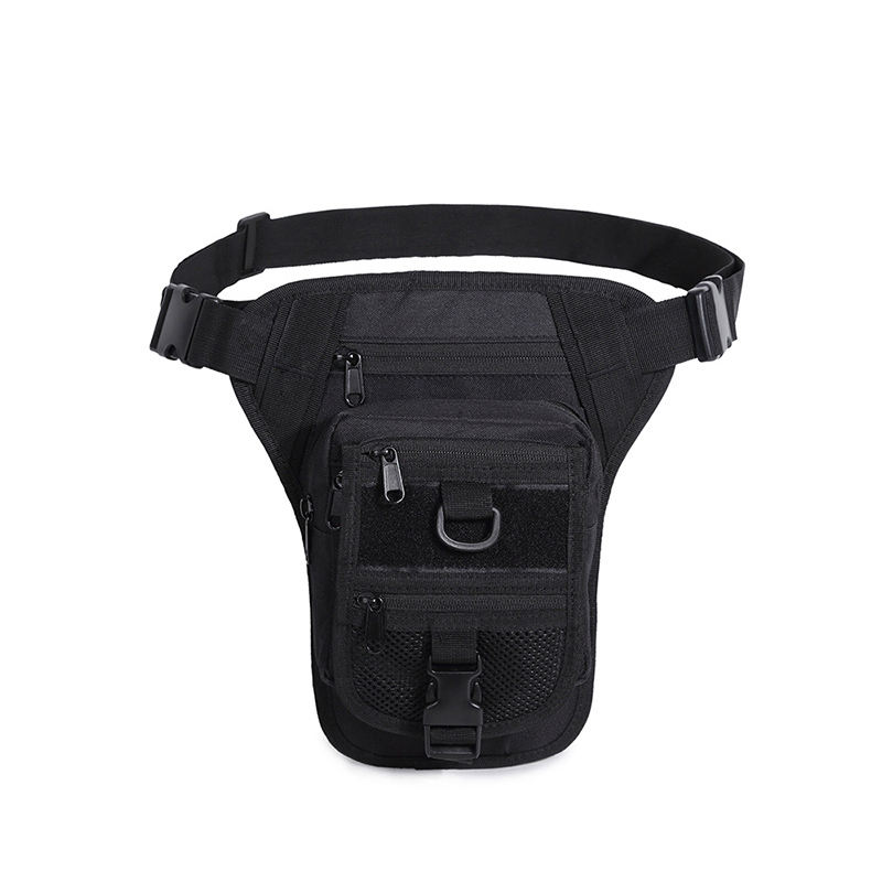 Multifunctional Drop Military Leg Waist Bag for Motorcycling Hiking Traveling