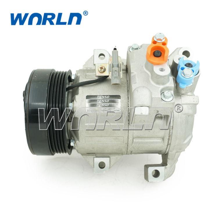 NEW Compressor w//Clutch for Suzuki Esteem Sidekick Vitara Grand Vitara /& Baleno