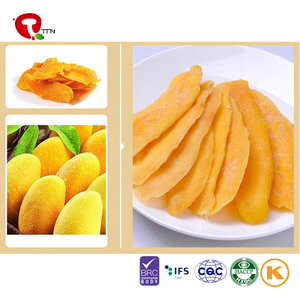 New Drop Air Freeze Dried Mango Fruit Slice