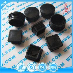 Square HDPE pipe hole cap plug 22mm