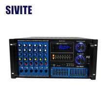 digital echo mixer mosfet professional sound big power amplifier A902A