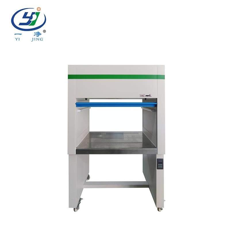 Профессиональное производство Вертикальная однобоковая лаборатория dust free room clean bench