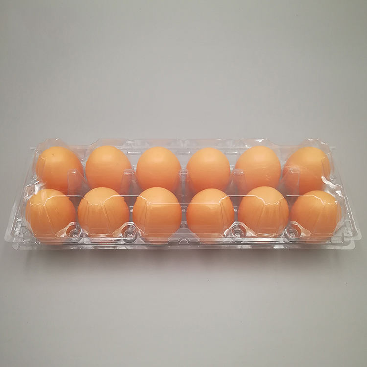 8/9/12 holes clear plastic egg tray ,Medium size clear plastic egg cartons