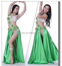 belly dance performance costumes
