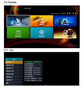 Shinco APK Middleware P2P IPTV HD Solusi