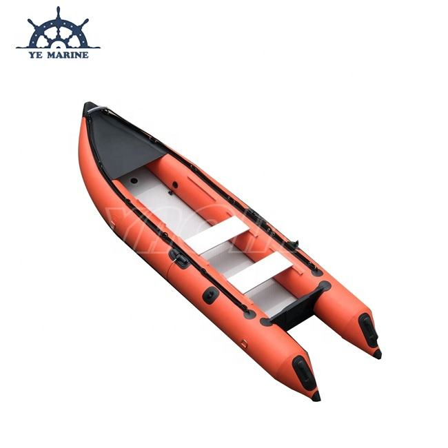 2capacity PVC/Hypalon Inflatable Fishing Rubber Kayak