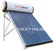 Aluminum Alloy Solar Water Heater Low Pressure Bearing Vacuum Tubes Solar Water Heater