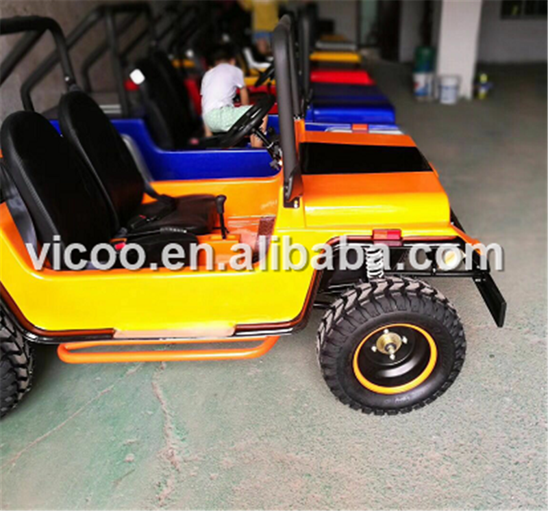 800cc MINI atv 4x2 por la CEE con impermeable