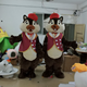 Hola TV & Movie chip and dale costume/mascot costume