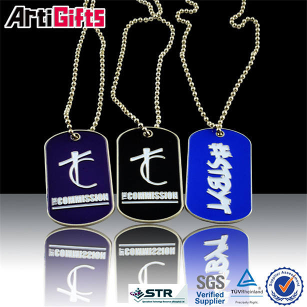 Wholesale blank dog tags wholesale for sublimation