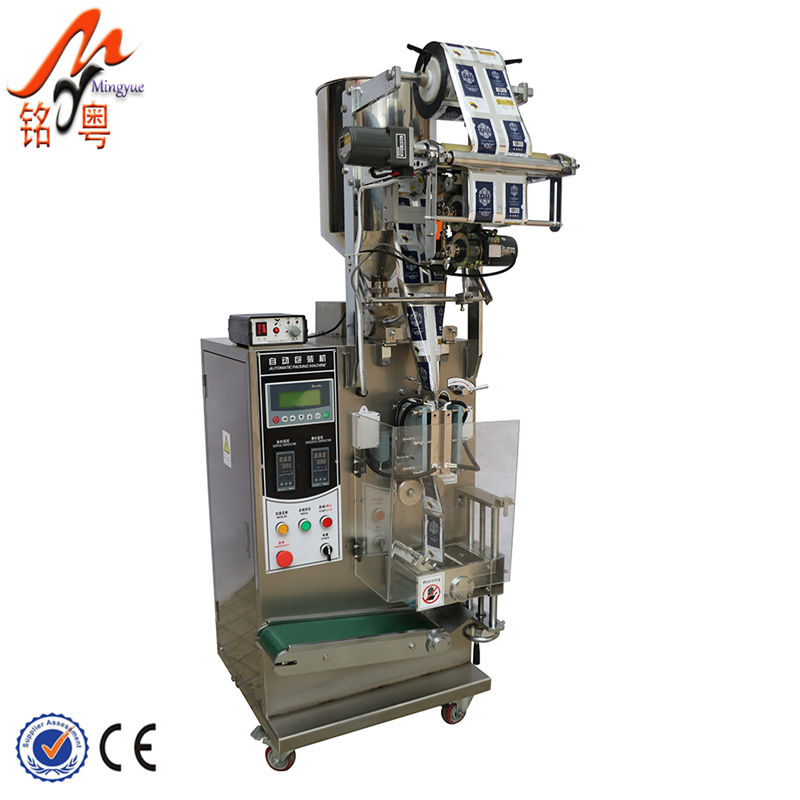 Professional Factory Hotel Shampoo Shower Gel Packing Machine