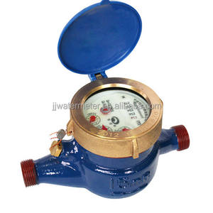 LXS-15E-50E multi-jet wet dial Water meter