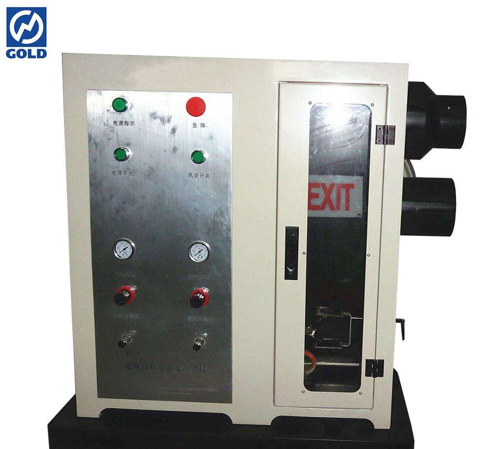 Computer Control ASTM D2843 Smoke Density Testing Device with Computer