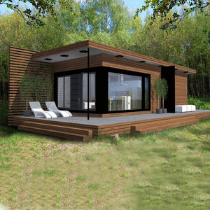 New design home use prefabricated house container homes