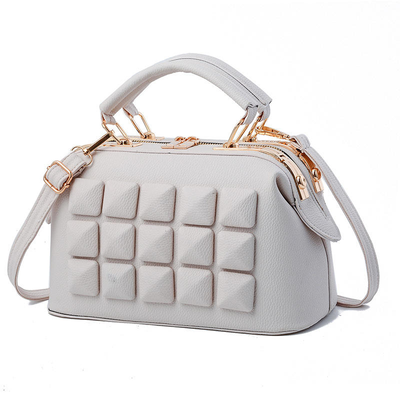 Wholesale High Quality Fashion PU Leather Women Lady Shoulder Bag Handbag