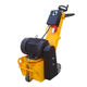 Hand push model electric walk-behind concrete scarifier road milling machine for sale