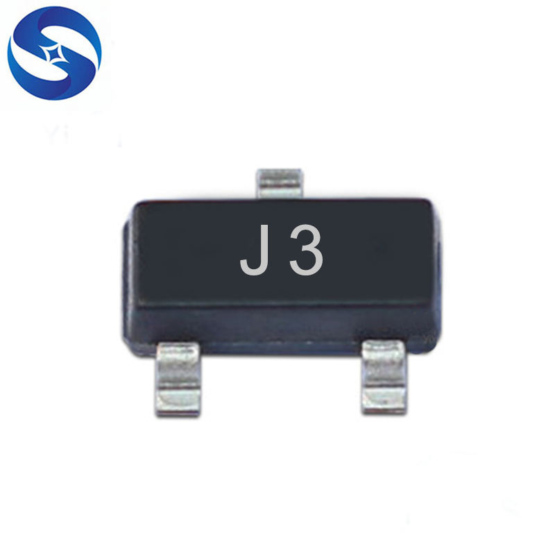 5 pezzi Transistore MOSFET AO3401 A19T SOT-23 P-Channel 30V 4A Marking code