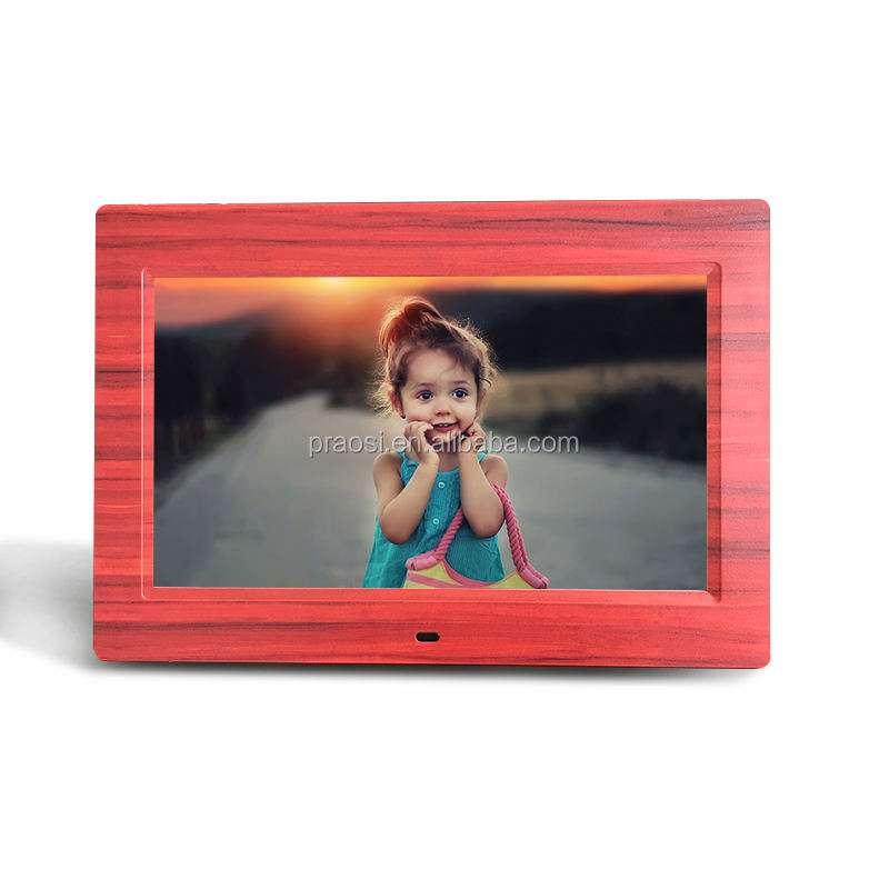 English bf picture Full hd 1080p touch screen wifi Android digital photo frame