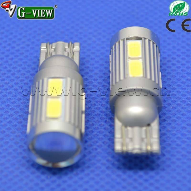 Compeitive 가격 자동 램프 t108smd 5630 + 5 와트 걸까 led 사이드 마커 실내 전구