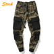 Wholesale Men 6 Pocket Cargo Jogger Pants