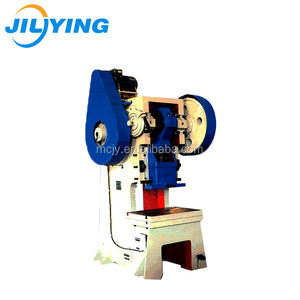 J23 single punch tablet cnc punching power press machine