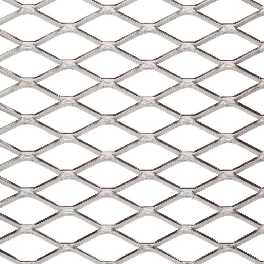 Chinese Supplier New Style Decorative Expanded Wire Mesh/Expanded Metal Mesh/ Steel Plate Netting