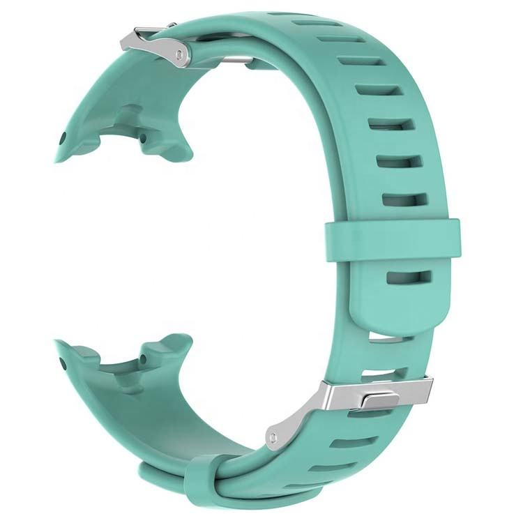 NEW Soft Silicone Replacement Smart Watch Band for Suunto D4I Watch Strap Wristband for SUUNTO D4 D4i Novo Dive Watch W/Tools