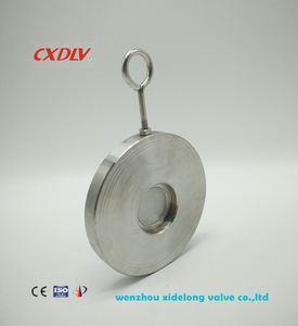 Single Plate Wafer Swing Check Valvestainless steel