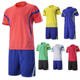 Wholesale blank china custom design sublimated cheap soccer uniform kits