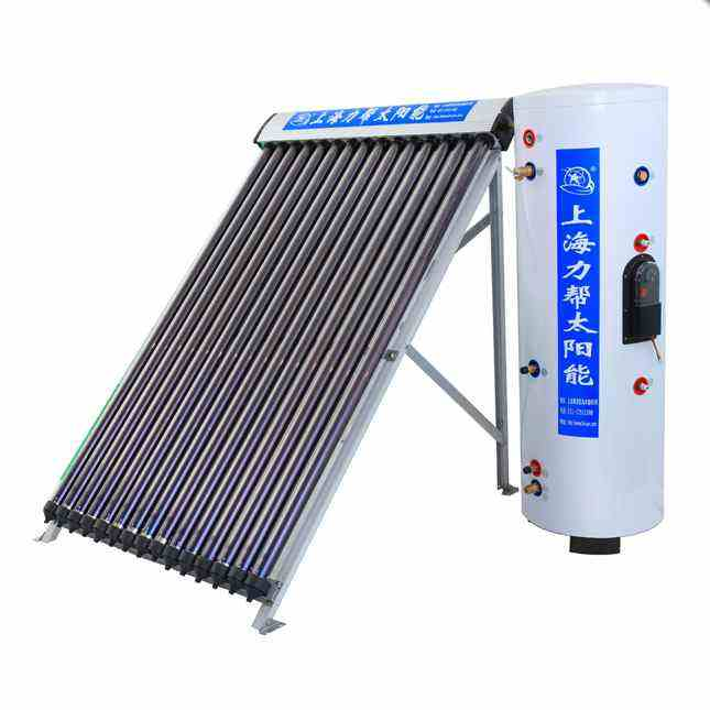 Solar Collector High Efficiency Heat pipe split pressurized Solar Water Heater Price