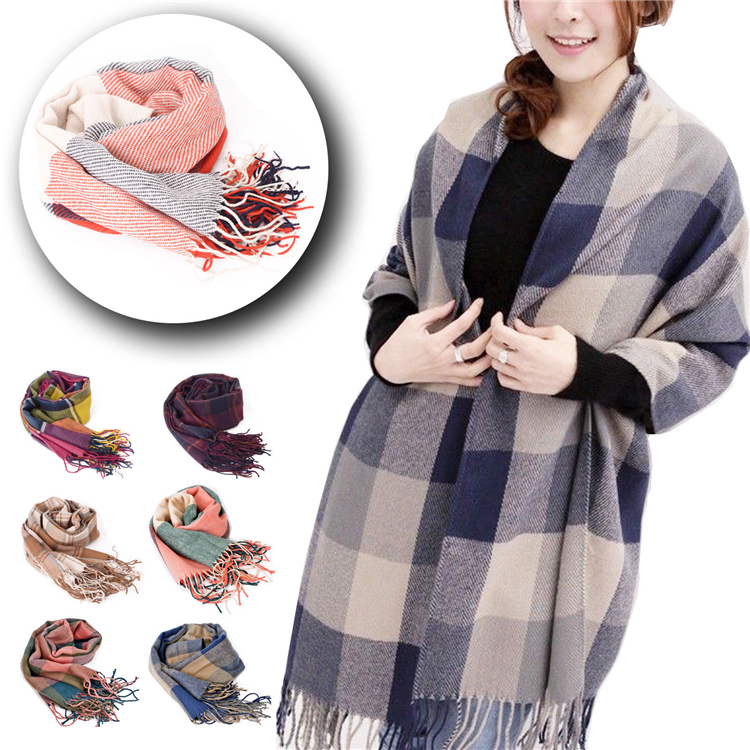 China Manufacturer 2018 New Design Fashion Pashmina Scarf