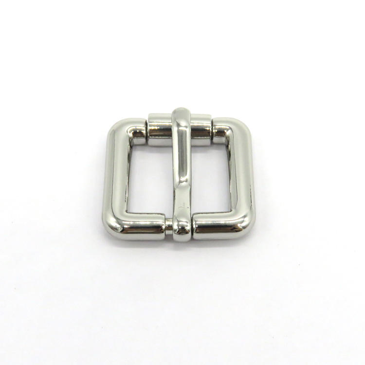 Custom Zinc Alloy Bag Pin Buckle Adjustable Metal Buckle