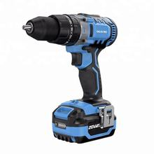 Brush 20V/18V Cordless Power Tools 13mm Double Speed Impact Drill