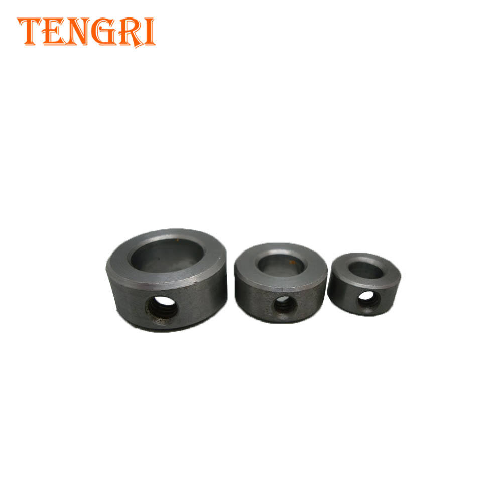 Factory supply high quality round nut din 548 Carbon steel shaft end retaining ring