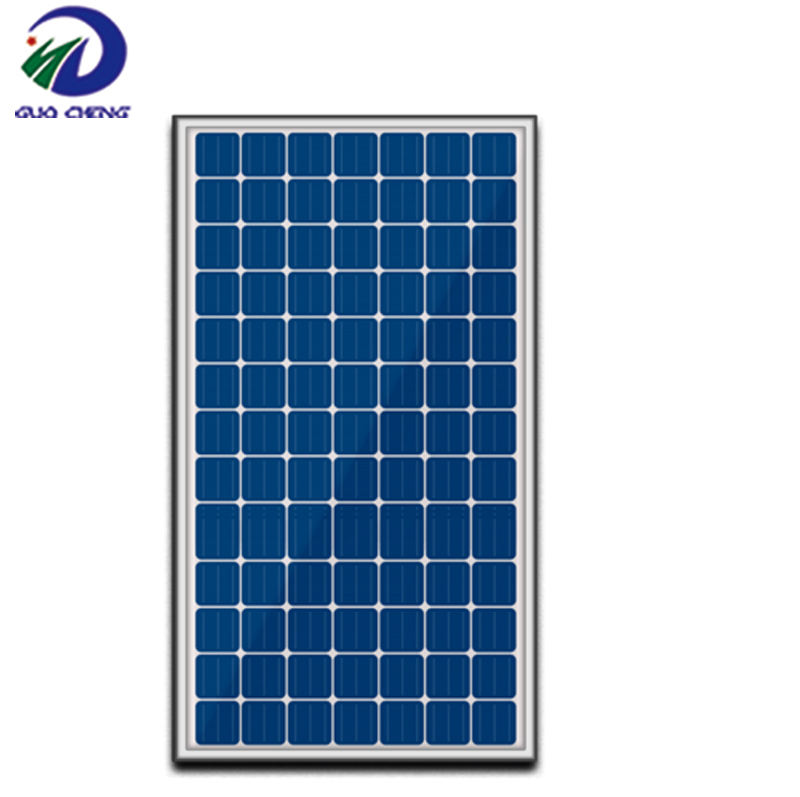 Fotovoltaïsche cellen solar pv module specificatie 270 W poly zonnecellen panel