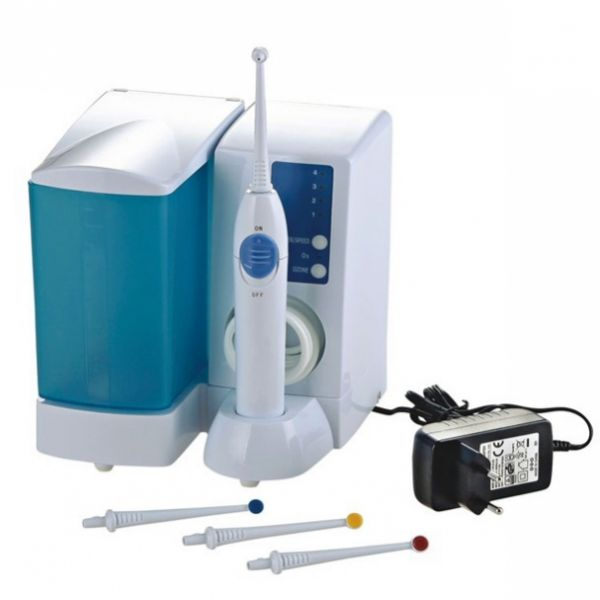 Upgrade 600Ml Monddouche Tanden Schoner Power Travel Thuisgebruik Air Bleken Family Dental
