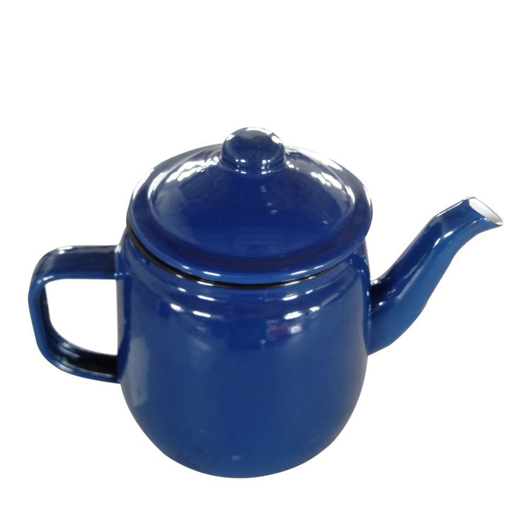2019 Hot Sales Emaille koffiepot/Emaille Theepot/Emaye Caydanlik